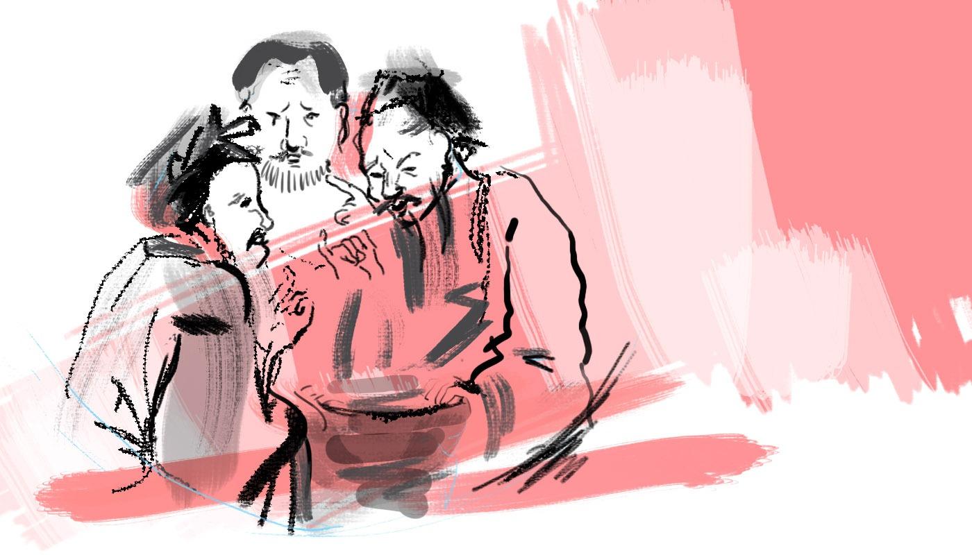 Дегустаторы уксуса: три вектора китайской философии