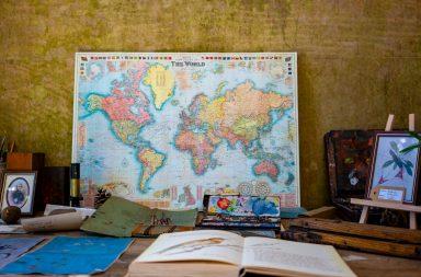 Путешествия и резиденции для художников: предложения этой осени