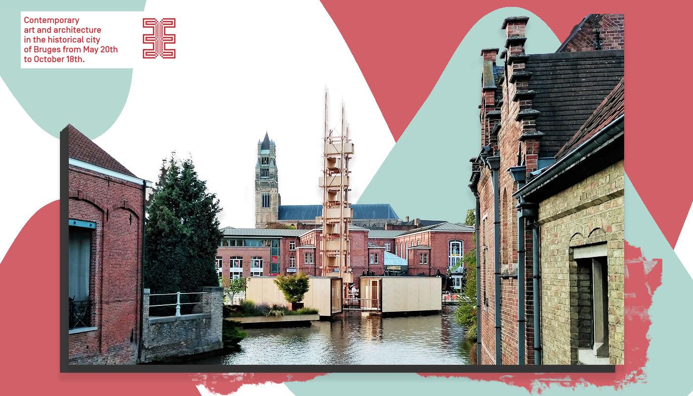 Триеннале архитектуры и искусства в Брюгге: «жидкая» реинкарнация