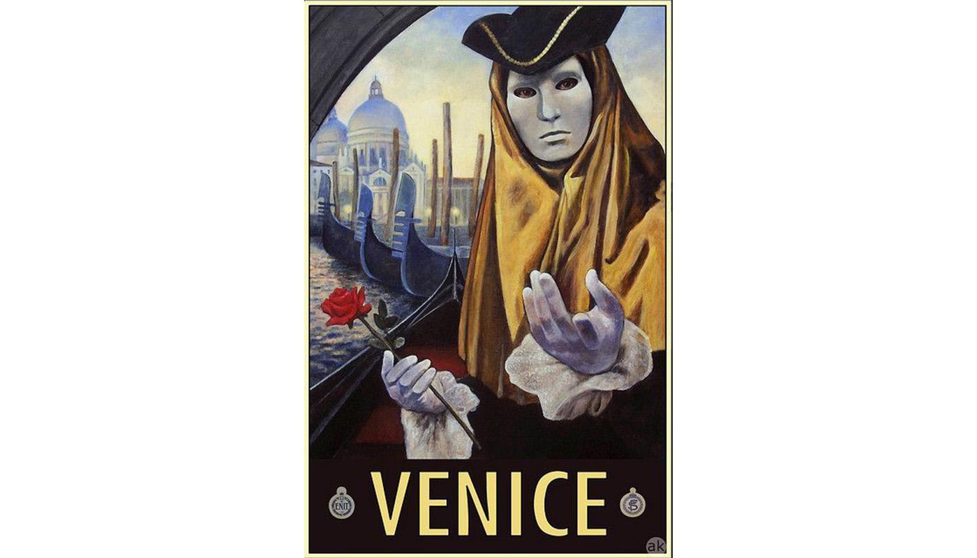 Міста-симулякри: Венеція та Нью-Йорк