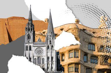 Архитектурные стереотипы в культуре: зиккураты, готика, модерн