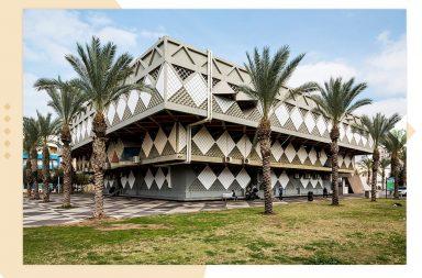 Экзотическая архитектура: Цви Хекер, «израильский Гауди»