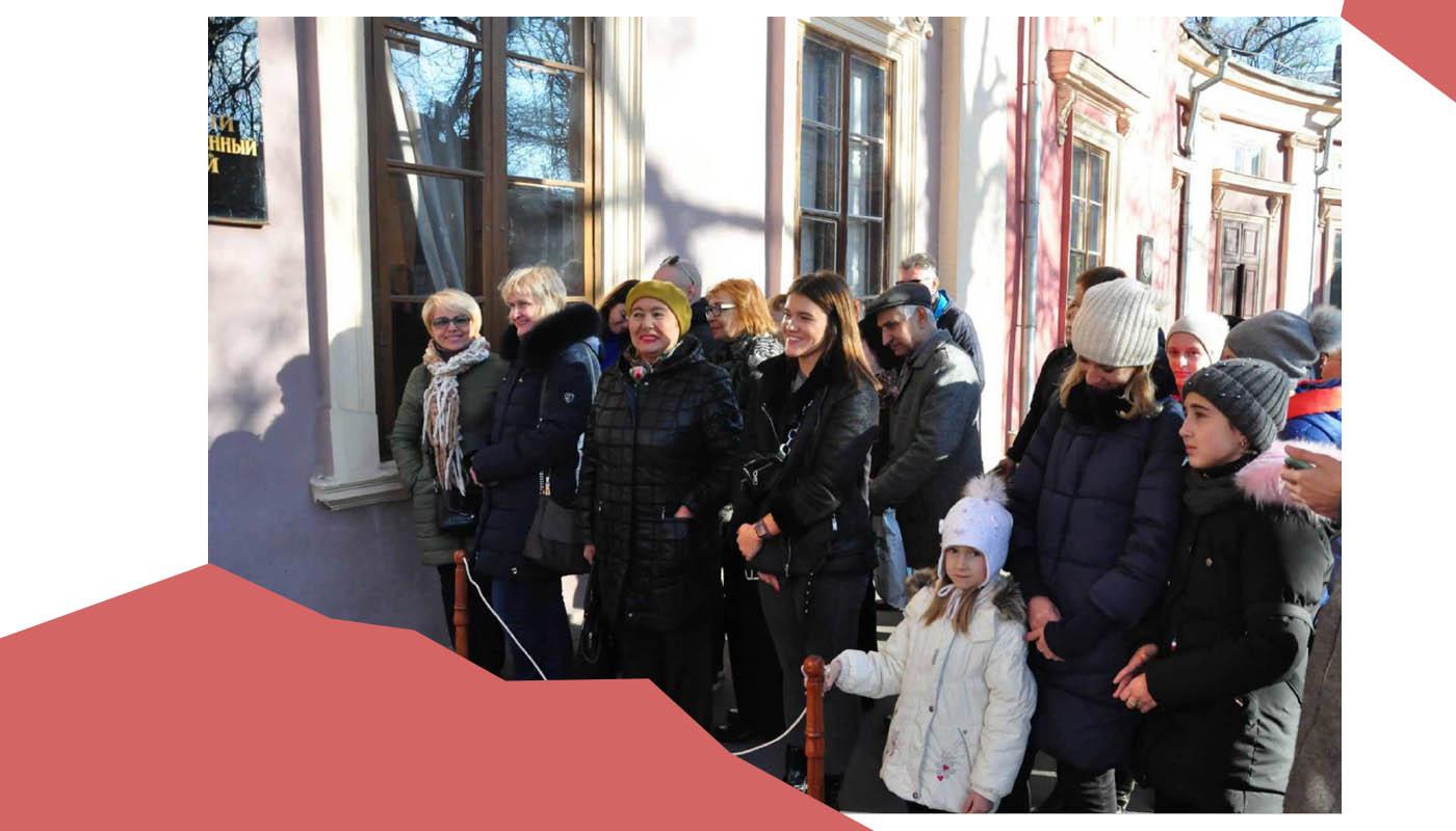 Годовой отчет Одесского художественного музея: новации и планы