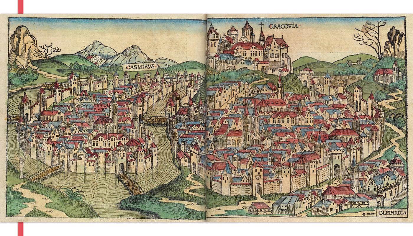 Місто у західноєвропейському живописі – від середньовіччя до імпресіоністів