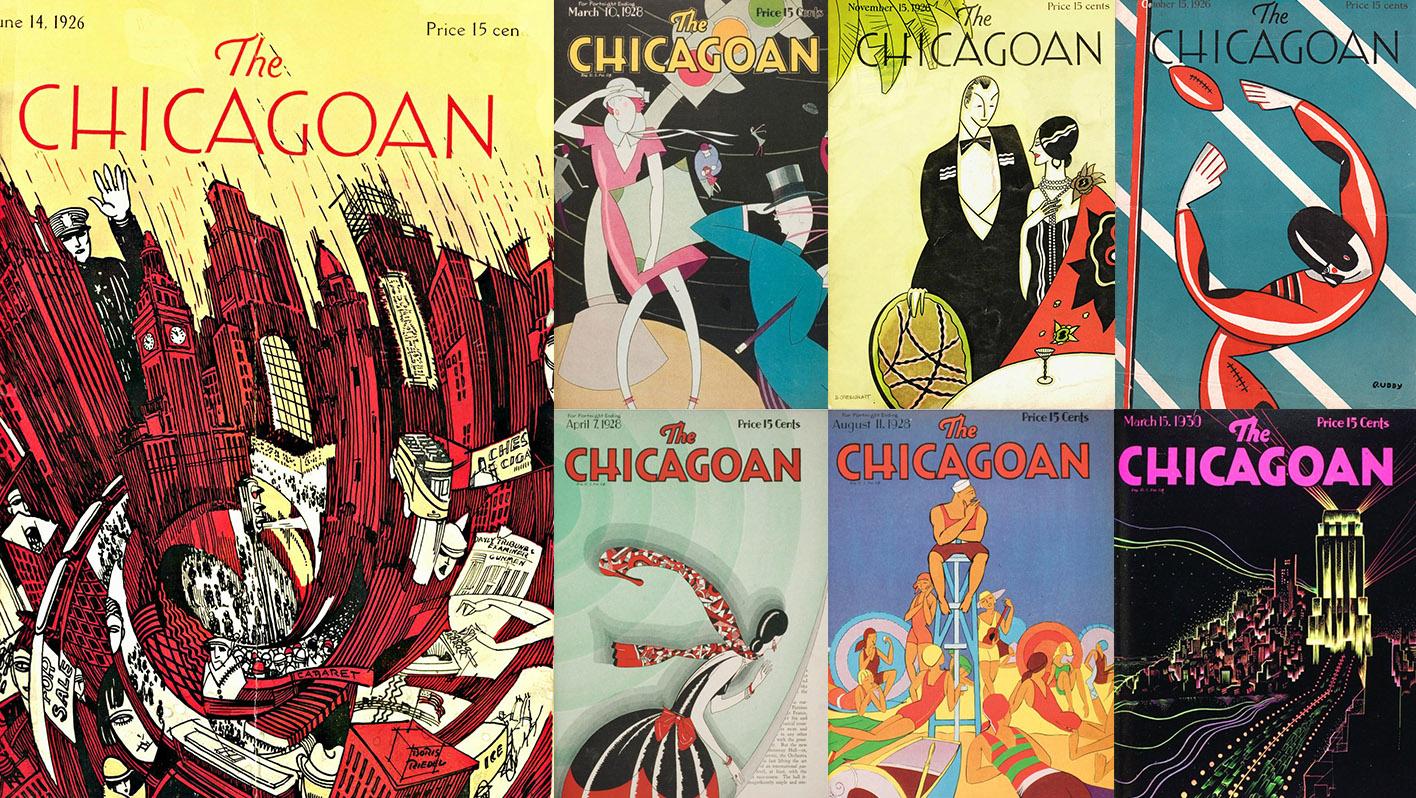 Чикаго і The Chicagoan: історія журналу, який намагався змінити репутацію міста